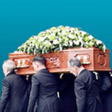 Manipulare decedat / sicriu